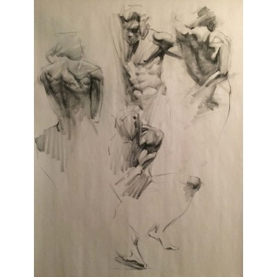 Figure Drawing Workshops