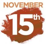Workshops on Friday November 15th