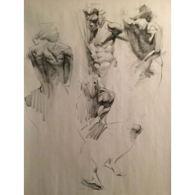 Figure Drawing Workshops