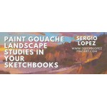 Gouache Workshops - Art of The Carolinas