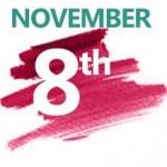 Workshops on November 8th