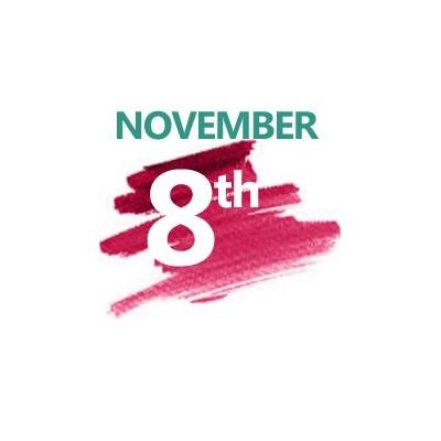 November 8th