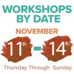 Art Workshops By Date - Art of The Carolinas