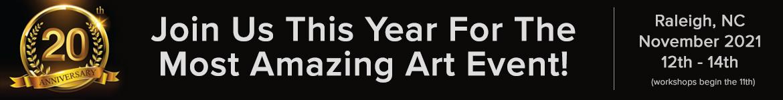 art of the carolinas 2021