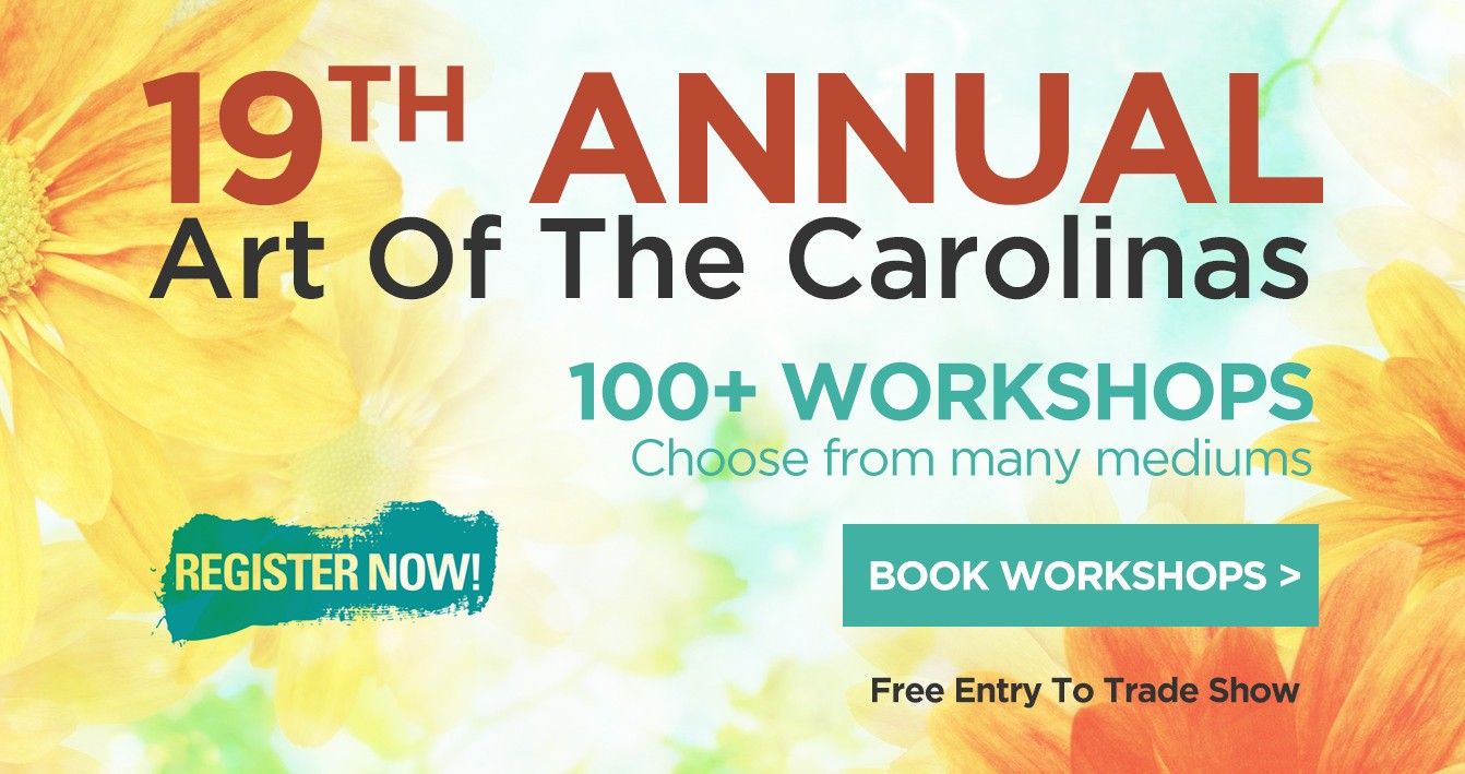 Art of the Carolinas Art Workshops